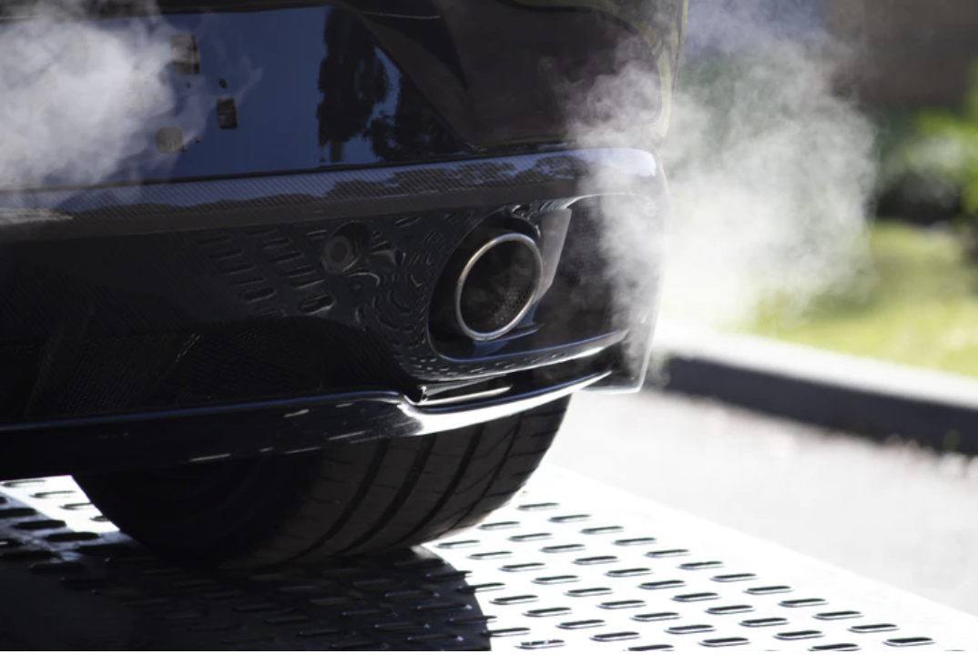 What goes into emissions testing?
